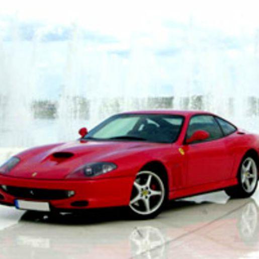 Ferrari fahren Hannover