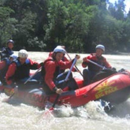 Rafting Lingenau