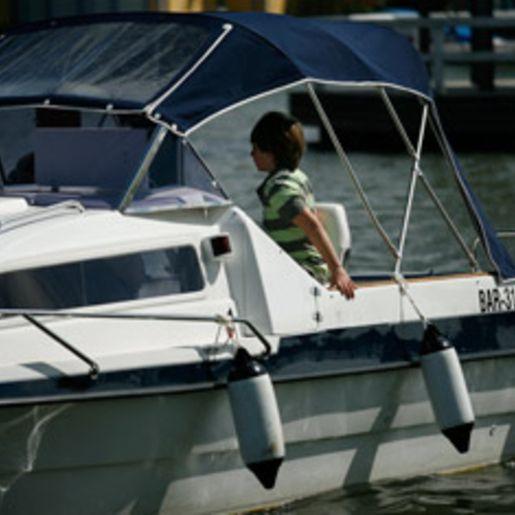 Motorboot fahren Neuruppin