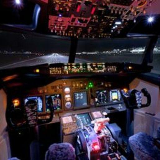 3D-Flugsimulator Frankfurt am Main