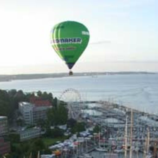 Ballonfahrt Kiel