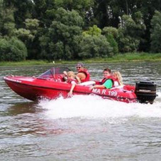 Motorboot fahren Speyer