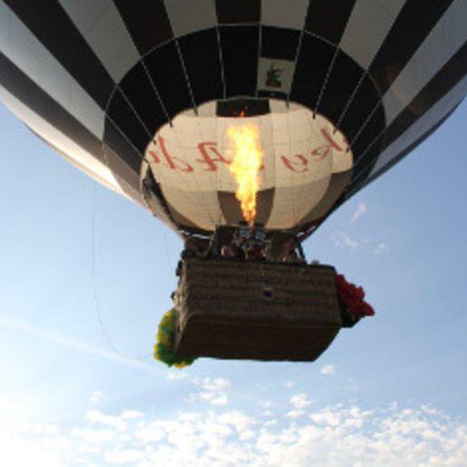 Ballonfahrt Hersbruck