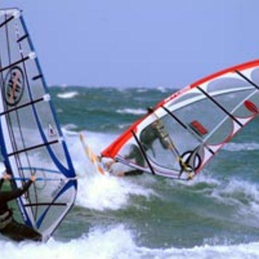 Windsurfen Zingst