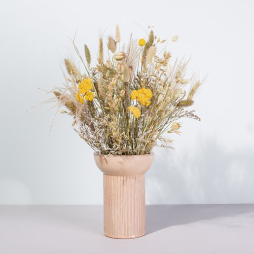 Trockenblumen Yellow Sunshine