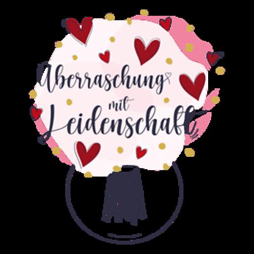 Überraschungsstrauß Liebe - | Fleurop Blumenversand