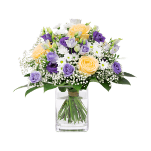 Sonnige Geburtstagsgrüße -   Fleurop Blumenversand