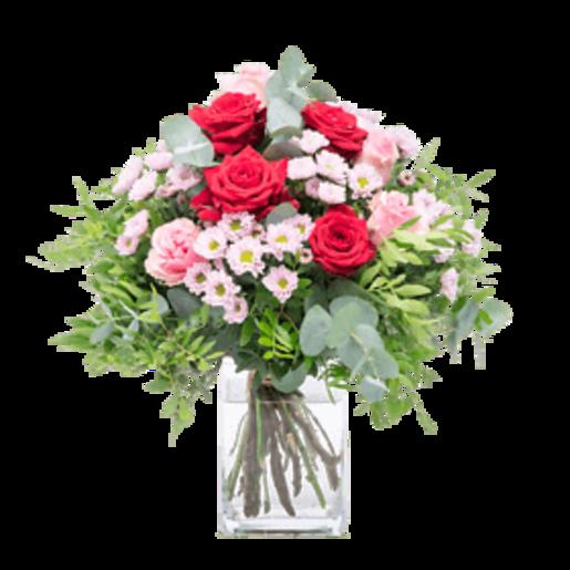 Liebe auf Distanz -   Fleurop Blumenversand