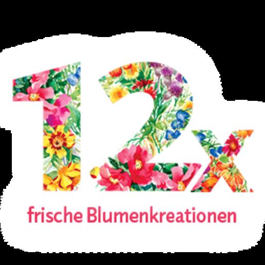 Blumenstrauss-Abonnement 12 - Fleurop