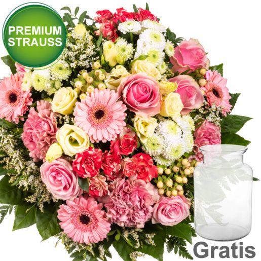 Premiumstrauß Blütenwunder