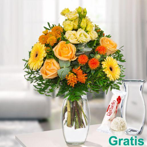 Blumenstrauß Sonnentanz
