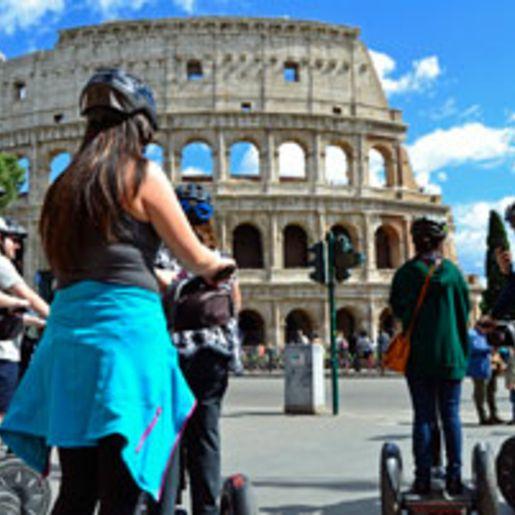 Segway Tour Rom