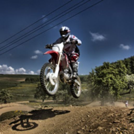 Motocross-Training
