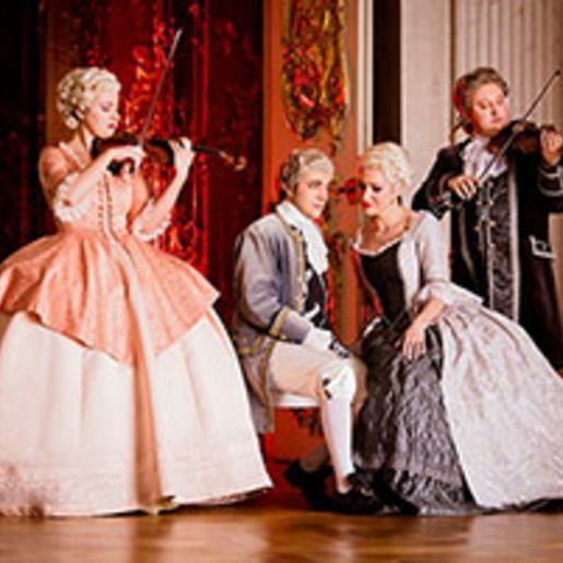 Konzert-Dinner fuer 2 im Schloss Charlottenburg