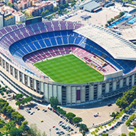 FC Barcelona Fussball-Fantage mit Stadion-Besichtigung fuer 2 (2 Tage)