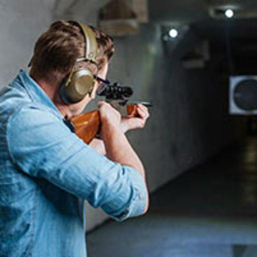 Schiesstraining Gewehre & Handfeuerwaffen
