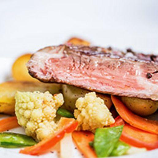 Gourmet-Dinner Koch-Paket fuer 2