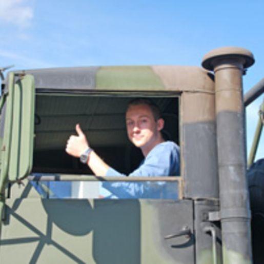 US Truck offroad fahren Raum Landsberg