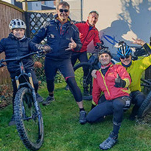 E-Mountainbike Tour Anfaenger Bielefeld (2,5 Std.)