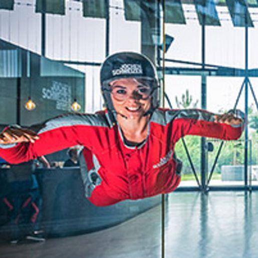 Bodyflying (4 Min.) - Arena Muenchen
