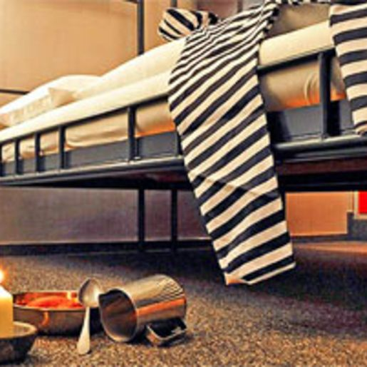 Uebernachtung in der Gefaengnis-Suite in Kaernten fuer 2