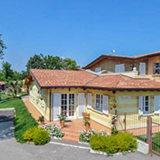 Ferien-Appartement am Gardasee fuer bis zu 4 Personen (6 Tage)