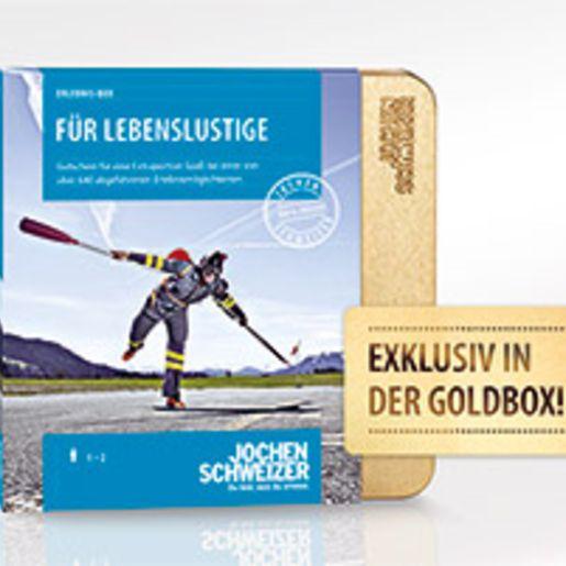 Erlebnis-Box 'Fuer Lebenslustige'