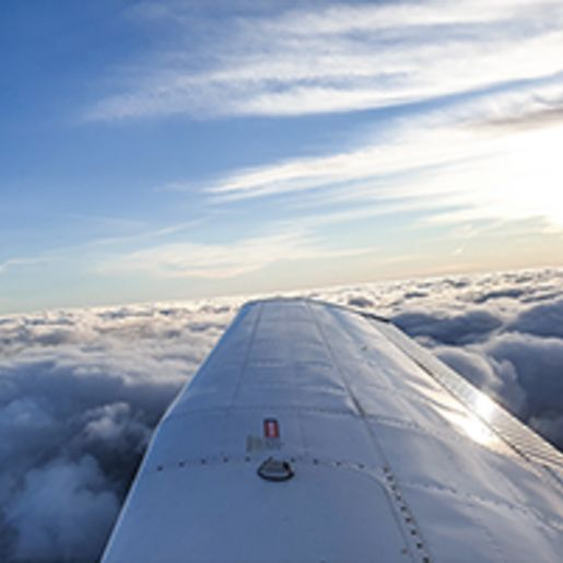 Flugzeug Rundflug Luebeck (60 Minuten)