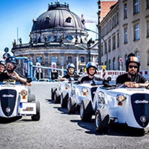 Hot Rod Tour Berlin
