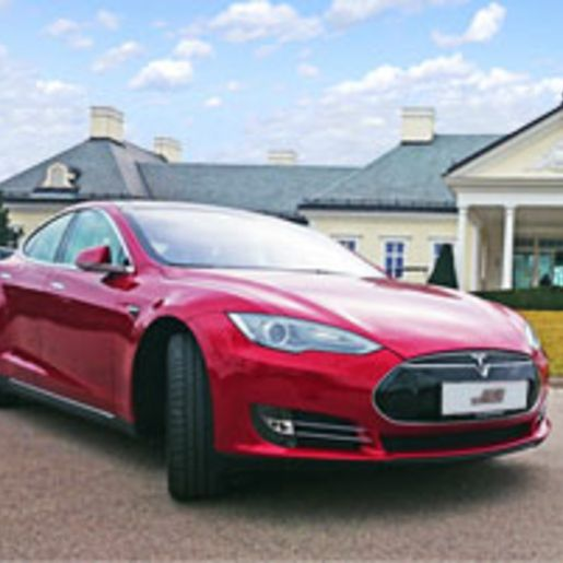 Tesla Model S fahren Oesterreich (1 Tag)