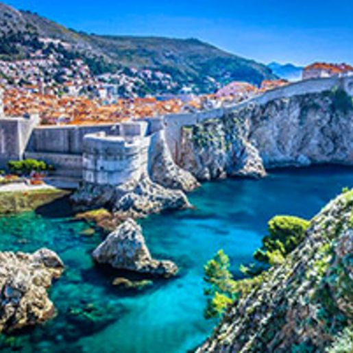 Kurzurlaub Dubrovnik mit Game of Thrones Drehorten fuer 2 (3 Tage)