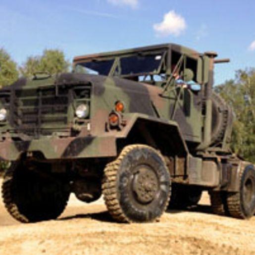 US Truck offroad fahren Osnabrueck