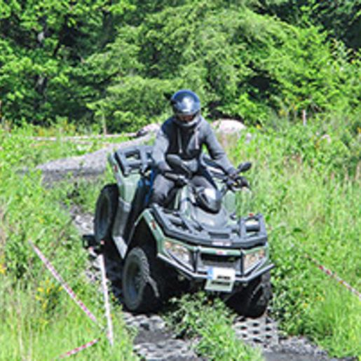 Quad On- & Offroad Tour am Nuerburgring