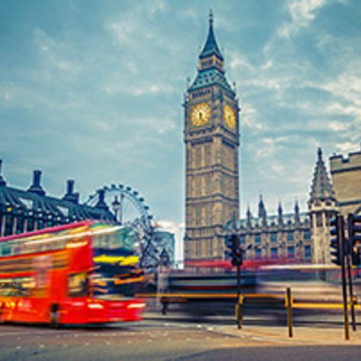 Kurzurlaub London mit London Eye, Themse & Madame Tussauds (4 Tage)