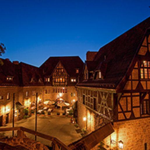 Romantik-Kurzurlaub auf der Wartburg fuer 2 (3 Tage)