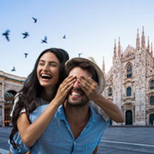 Kuscheltage in Mailand fuer 2
