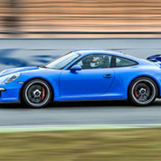 Porsche Rennstrecken-Training