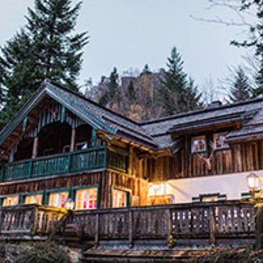 Huettenuebernachtung im Salzburger Land fuer 2