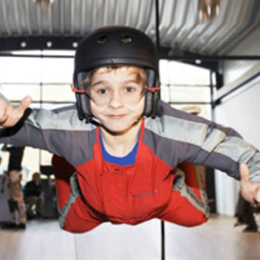Bodyflying fuer Kinder (2 Min.) in Bottrop