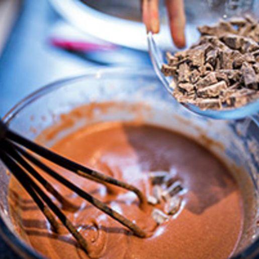 Schokoladen-Kochkurs