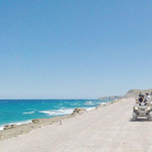 Quad Offroad Tour mit Beifahrer auf Mallorca
