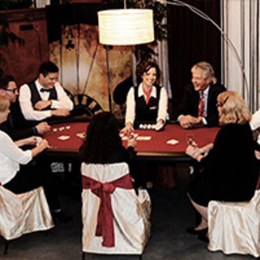 Fuer Firmen: Mobiler Casino Abend