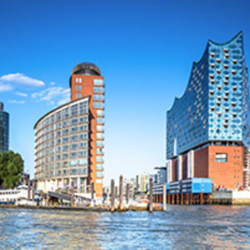 Fruehstueck & Hafenrundfahrt Hamburg fuer 2