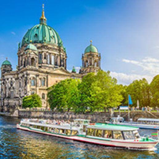 Staedtetrip Berlin mit Spree Schifffahrt fuer 2 (2 Tage)