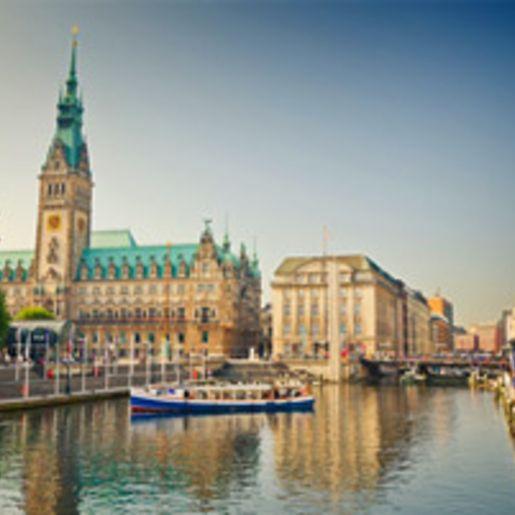 Kurzurlaub in Hamburg fuer 2