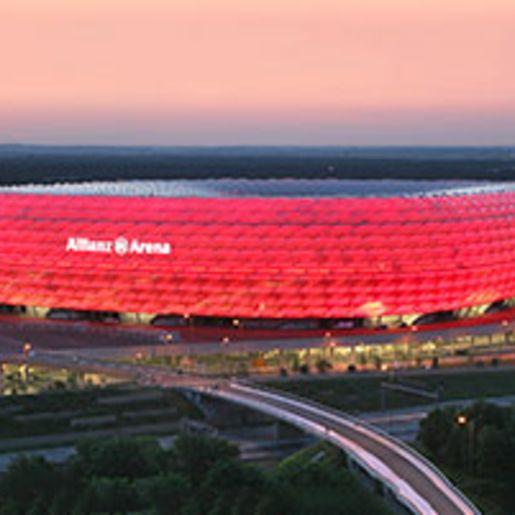 FC Bayern Fussball-Fantage Muenchen fuer 2 (2 Tage)