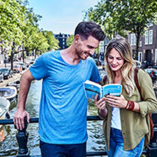 Kurzurlaub Amsterdam mit Heineken-Museum & Icebar fuer 2 (3 Tage)