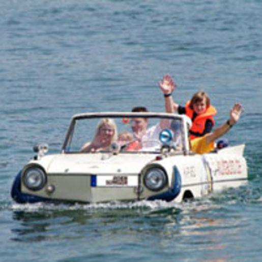 Amphicar fahren Koeln