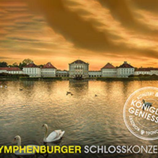 Konzert-Dinner fuer 2 im Schloss Nymphenburg