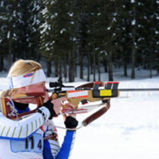 Biathlon-Wochenende in Hochfilzen